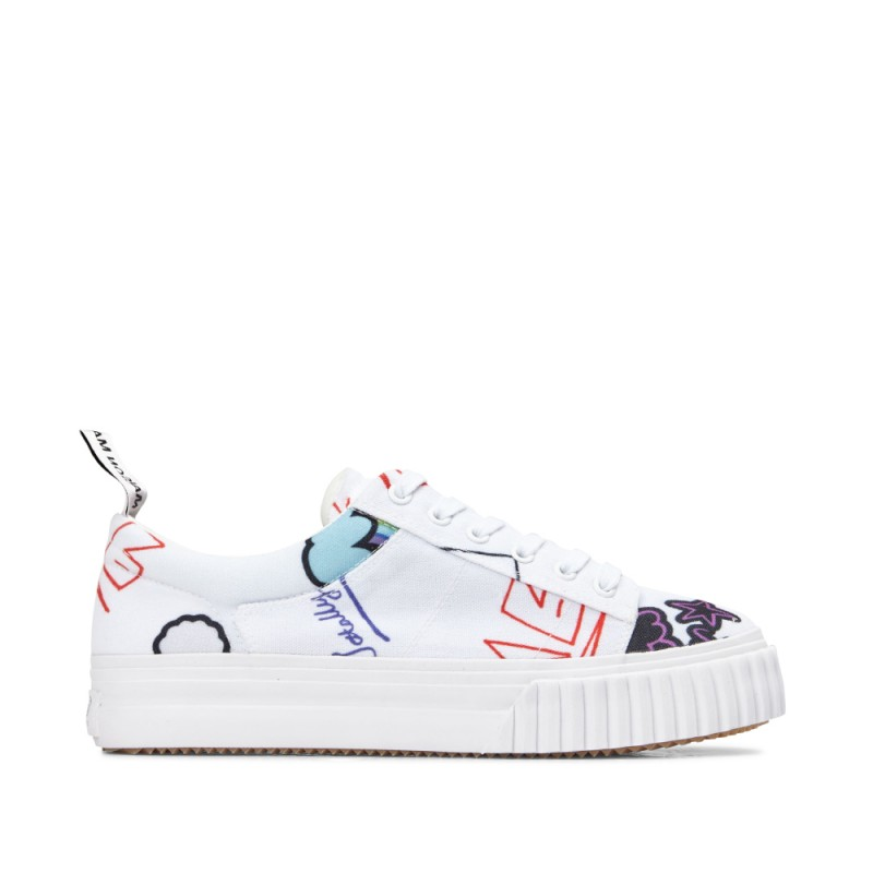 CANVAS SNEAKERS by MM6 Shoes Size 36